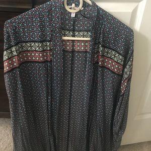Victoria secret kimono